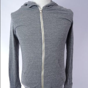 Alternative Apparel Eco Grey Rocky Fleece